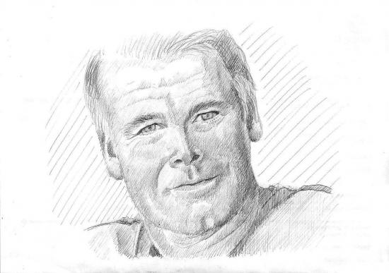 Franck Dubosc by sketch31